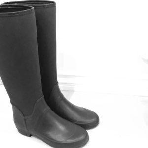 Zara rain boots